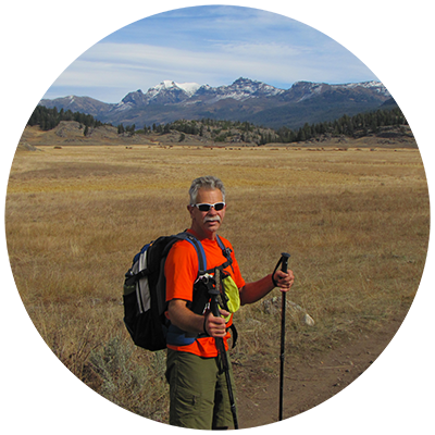 Tour Guide - Rodd Tripp - Tour to Yellowstone